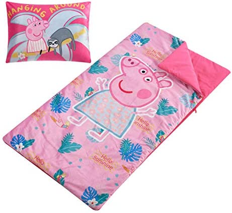 Top 10 Best peppa pig sleeping bag Reviews