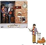 Harry Potter-A2102544 Harry Potter 9 3/4 Platform Playset, Multicolor (Mattel GXW31)