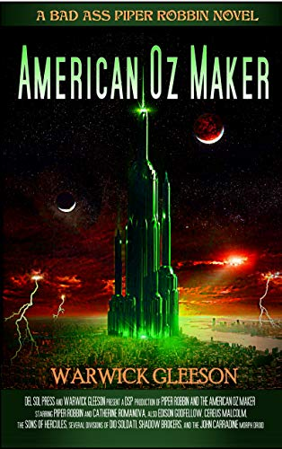 Piper Robbin and the American Oz Maker (English Edition) eBook ...