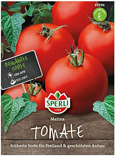 Sperli Premium Tomaten Samen Matina ;...