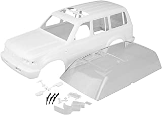 Zouminy RC Car Shell, Remote Control Truck Plastic Accessories RC Car Shell for Axial 90027/90028/90035/90022, RC Car Body Shell, Outer Shell