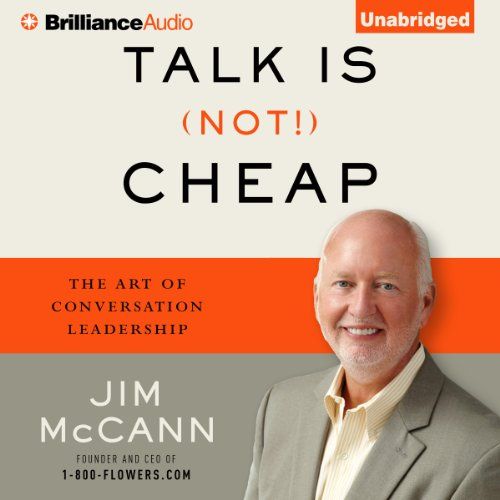 Talk Is (Not!) Cheap audiobook cover art