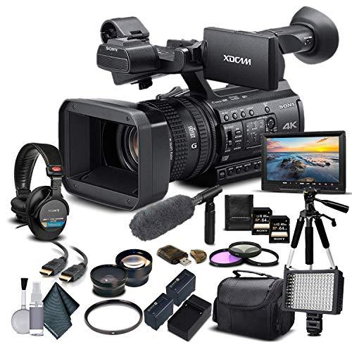 Sony PXW-Z150 4K XDCAM Camcorder...