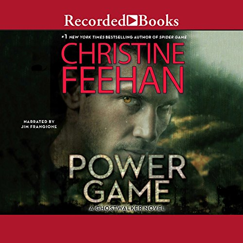 Power Game audiobook cover art