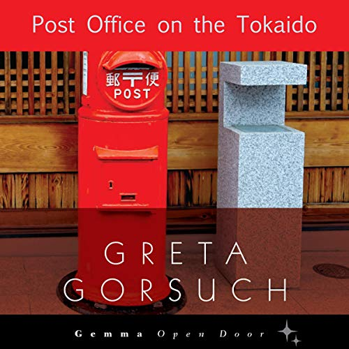Post Office on the Tokaido audiobook cover art