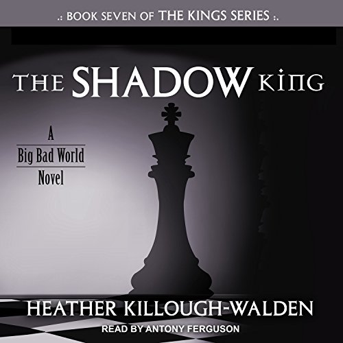 The Shadow King audiobook cover art