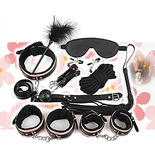 Kit de cuero 10pcs herramienta de masaje adecuado para todo tipo de...