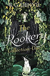The Rookery: A Paranormal Cozy Mystery Series