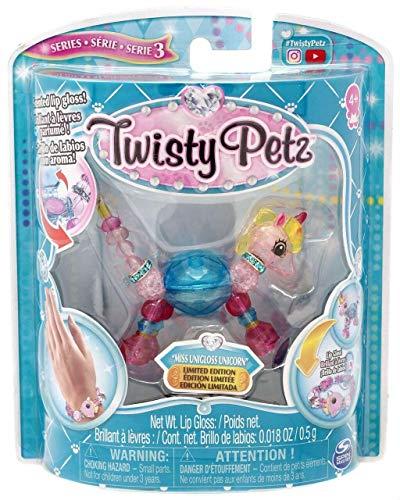 Twisty Petz Series 3 Miss UNIGLOSS Unicorn Bracelet!