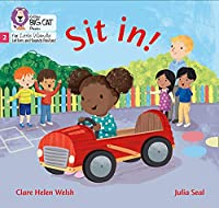 Sit in!: Phase 2 (Big Cat Phonics for Little Wandle Letters and Sounds Revised)