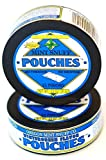 Mint Snuff POUCHES - Wintergreen Flavor - 6 cans by Oregon Mint Snuff Company