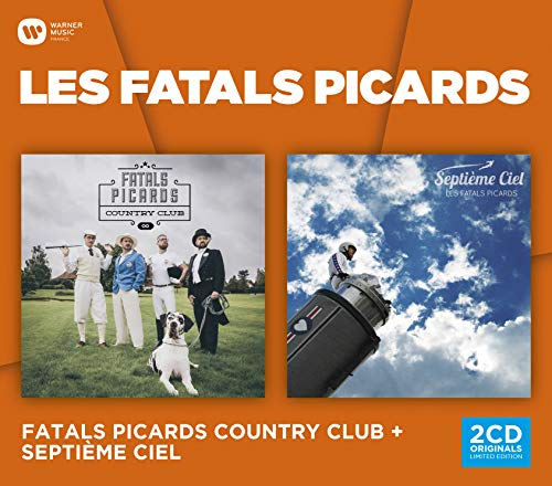 Coffret 2cd (FP Country Club & Septième Ciel)