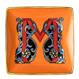 Versace by Rosenthal Holiday Alphabet - Cuenco (12 x 12 cm, porcelana)