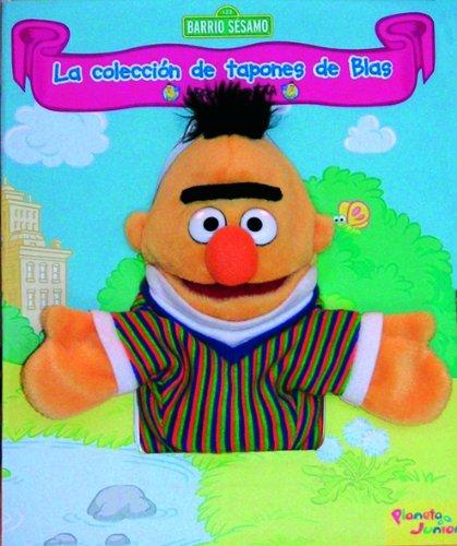 Libro marioneta Blas: La colección tapones Blas Libro