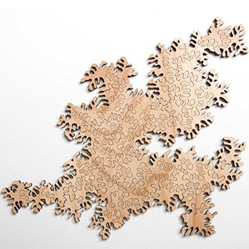 Infinity Puzzle - Holz-Puzzle ohne Grenzen : Natur