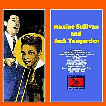 Maxine Sullivan and Jack Teagarden