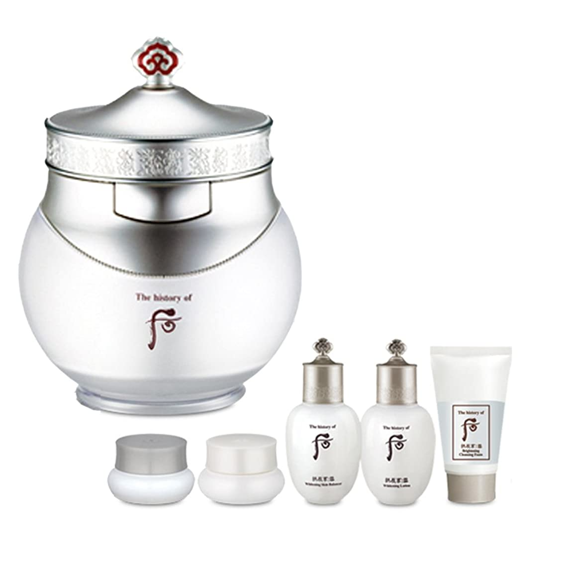 マージ鍔タヒチ后 拱辰享:雪 美白水分膏 60ml The History of Whoo Gongjinhyang seol Whitening & Moisture Cream 60ml+特別謝恩品 Special gift [海外直送品]