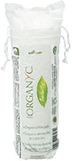 Organyc Certified Organic Cotton Rounds 70ct - Pack of 4