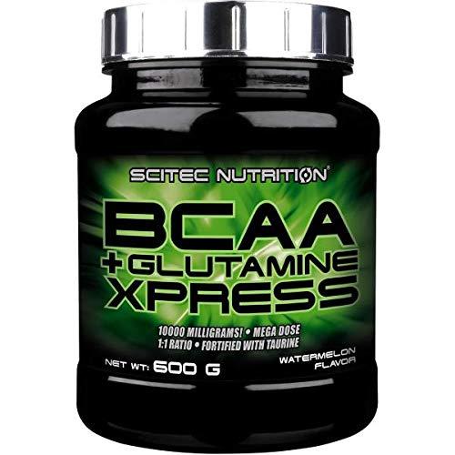 BCAA+Glutamine Xpress 600g w.Melon