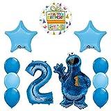 Mayflower Sesame Street Cookie Monsters 2nd...