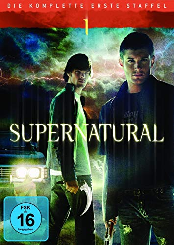 Supernatural - Staffel 1 [6 DVDs]