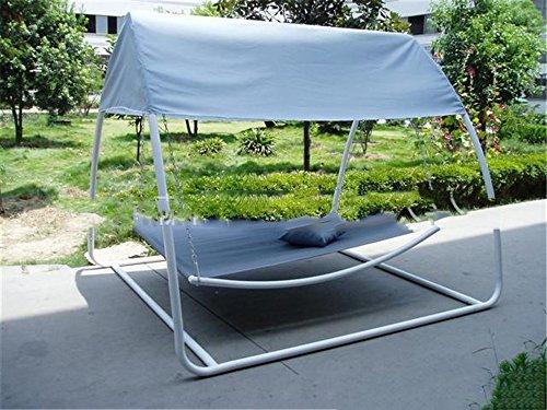 MONEYY Hamac extérieur Deux Personnes Loisirs hamac extérieur, lit couché, avec moustiquaires 260 * 220 * 200 cm, 260 * 220 * 200 cm