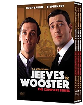 Jeeves & Wooster  The Complete Series