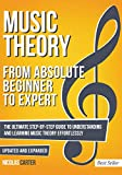 Music Theory: From Beginner to Expert - The Ultimate Step-By-Step Guide to Understanding and...