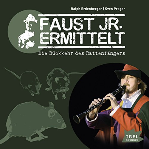Die Rückkehr des Rattenfängers audiobook cover art