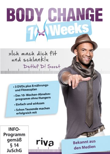 10 Weeks BodyChange® [DVD]