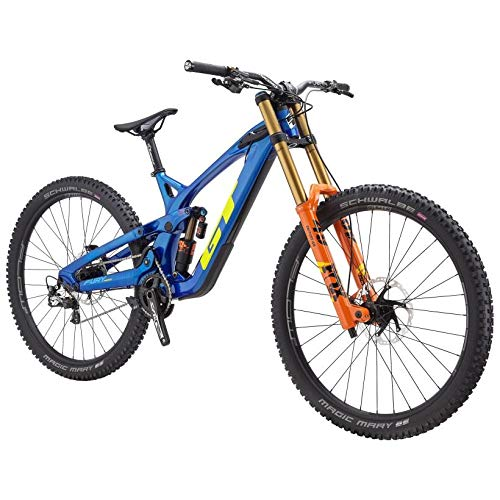 GT 29 M Fury Team 2020 Mountainbike - Blauw
