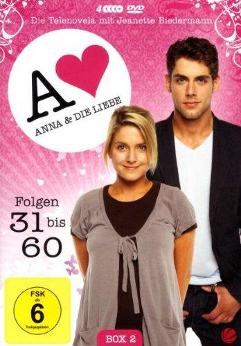Anna und die Liebe - Box 02, Folgen 31-60 [4 DVDs]