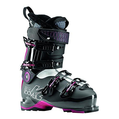 K2 - Chaussures De Ski Bfc W 100 - Femme - Taille 38 - Noir