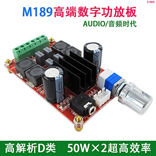 Check Out This KINWAT 250W XH-M189 high end digital power amplifier board TPA3116D2 DC24V dual chann...