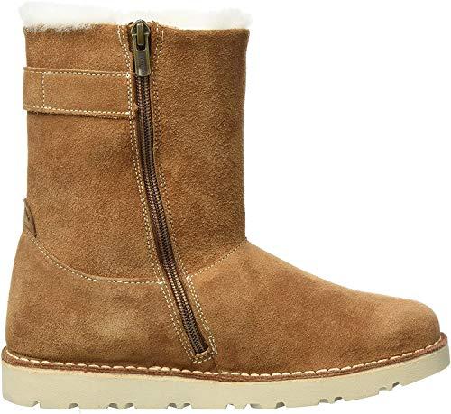 BIRKENSTOCK Shoes Damen Westford Stiefel, Braun (nut), 37 EU