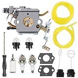 Hayskill PP5020AV Carburetor for Poulan Pro PP5020AV PP5020 PP5020AVX PP4818A PP4818AVX 2 Stroke Gas Chainsaw Replace 573952201 ZAMA C1M-W47 Craftsman 358.350982 Carb