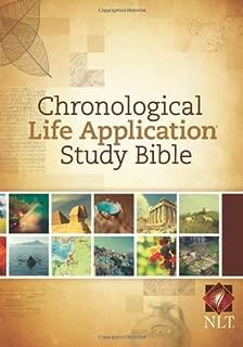 NLT Chronological Life Application Study Bible (Hardcover)