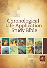 NLT Chronological Life Application Study Bible (Hardcover) PDF