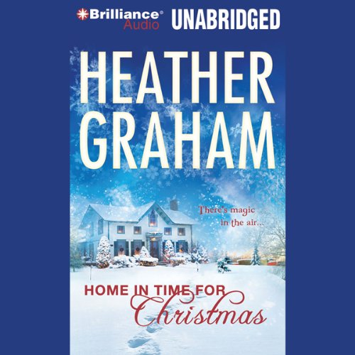 Home in Time for Christmas audiobook cover art