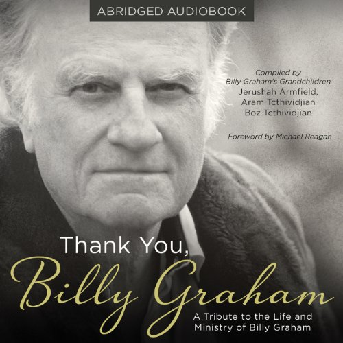 Thank You, Billy Graham copertina