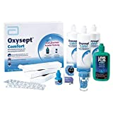 Amo Oxysept Comfort 90 Tage Premium Pack Kombipackung, Dioptrien, 900 ml