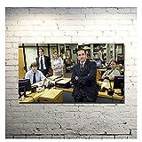 OPBGM Die Office-TV-Serie Comedy Cast Steve Carell