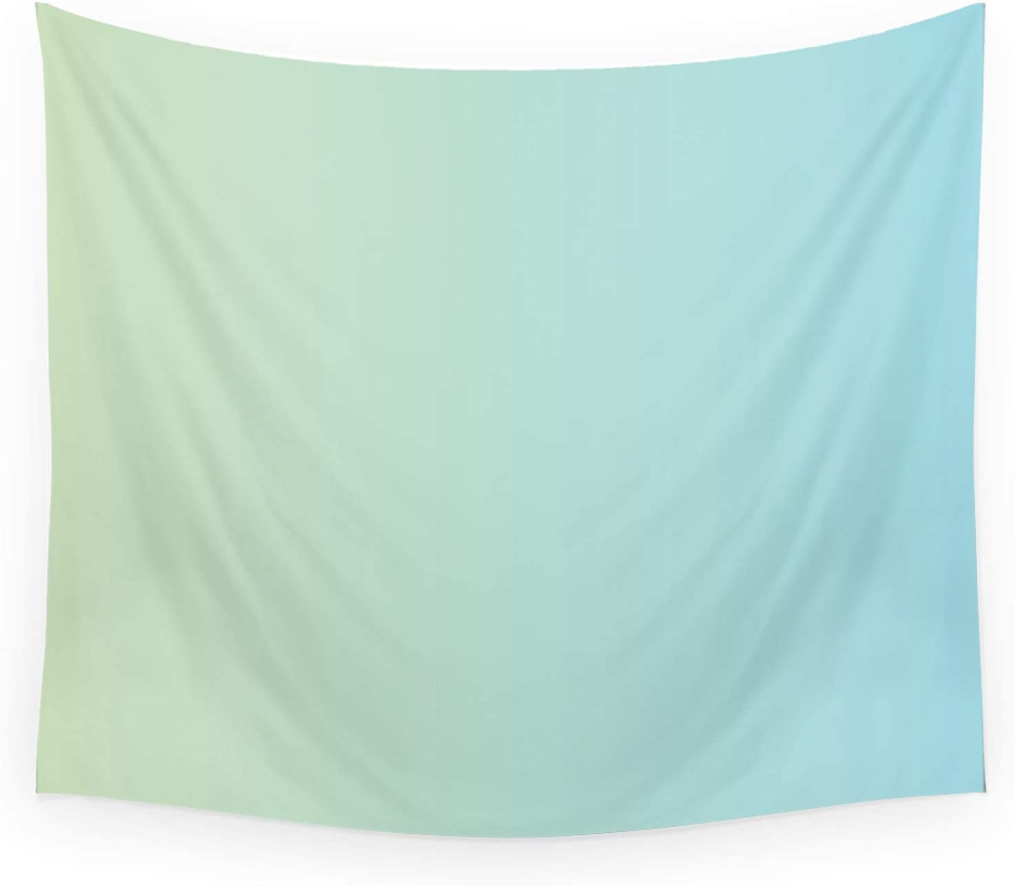 Society6 Turquoise Green 70% OFF Outlet Blue Gradient by Wall Luxe on Ha Simple Cheap mail order sales