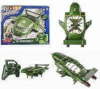 日本未発売品 レア AIR HOGS Thunderbird 2号 ラジコン ヘリコプター イギリス 輸入品 オフィシャル サンダーバード Thunderbirds are go 8歳~ インターナショナルレスキュー [並行輸入品]