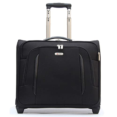 Lightweight Rolling Travel   Business Travel Tote Cabin Case 2 Wheels UK4113 75fe1c7f795a5