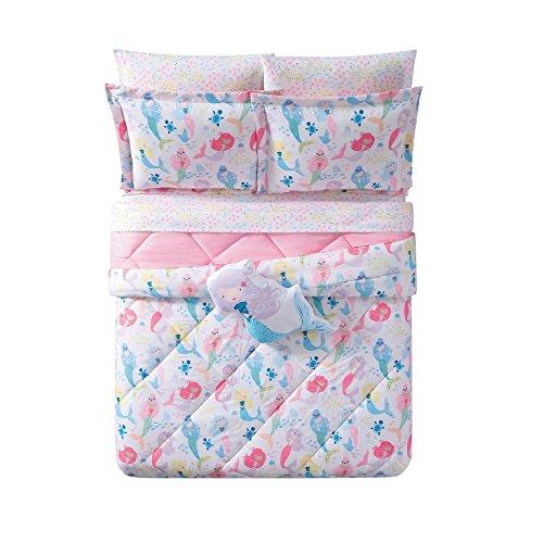 My World CS2323TXL-1500 Mermaids Comforter Set, Twin/Twin XL