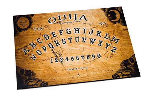Wiccan Star A3 Ouija Brett Spirit Board mit detaillierter Anleitung. Gläserrücken wahrsagerbrett traditionelles