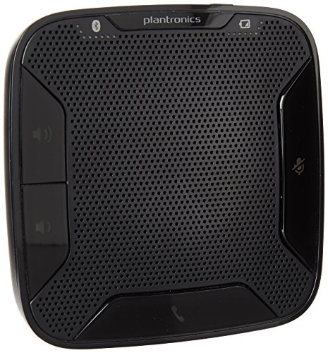 Plantronics 86701-01 Calisto 620-M Bluetooth speakerphone - Retail Packaging - Black