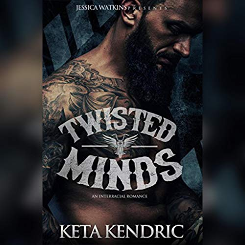 Twisted Minds audiobook cover art