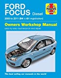 Ford Focus Diesel 05 to 11 (54 to 61)